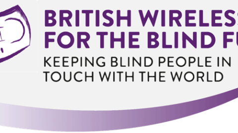British Wireless for the Blind Logo