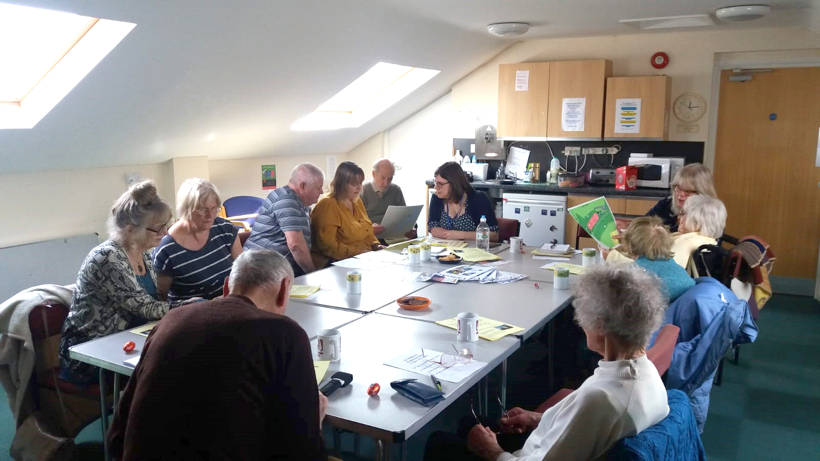 Tavistock Talk and Support Group 1