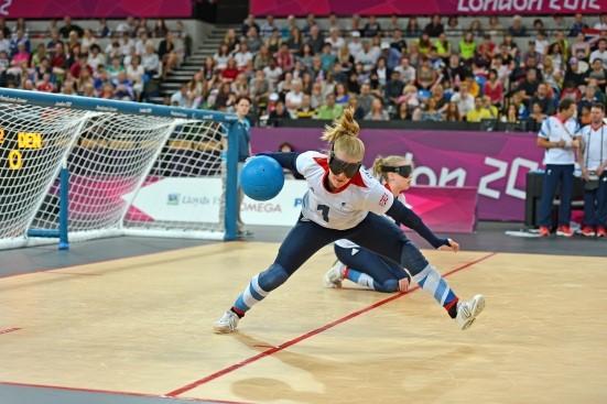 Exeter Goalball