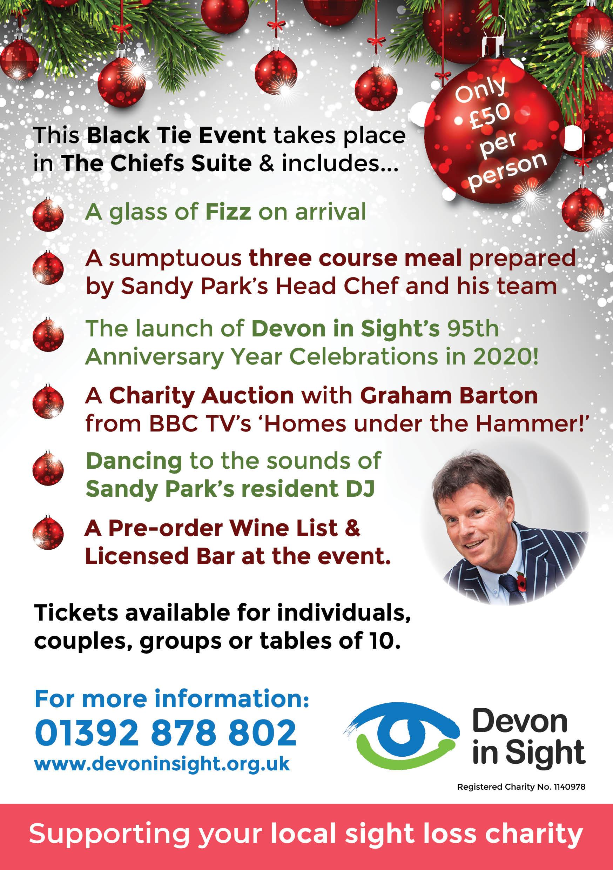 Website Christmas Gala Dinner Flyer A5 FOR PRINTER2