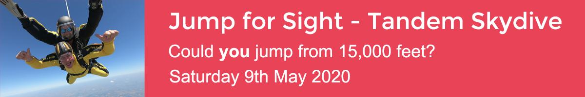 Website Skydive Banner