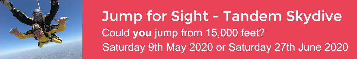 Website Banner SkyDive 2020