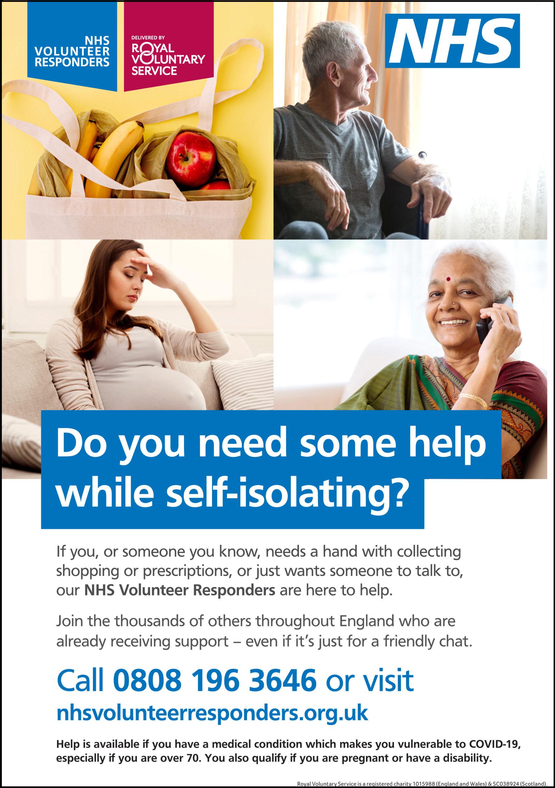 NHS Volunteer Responder