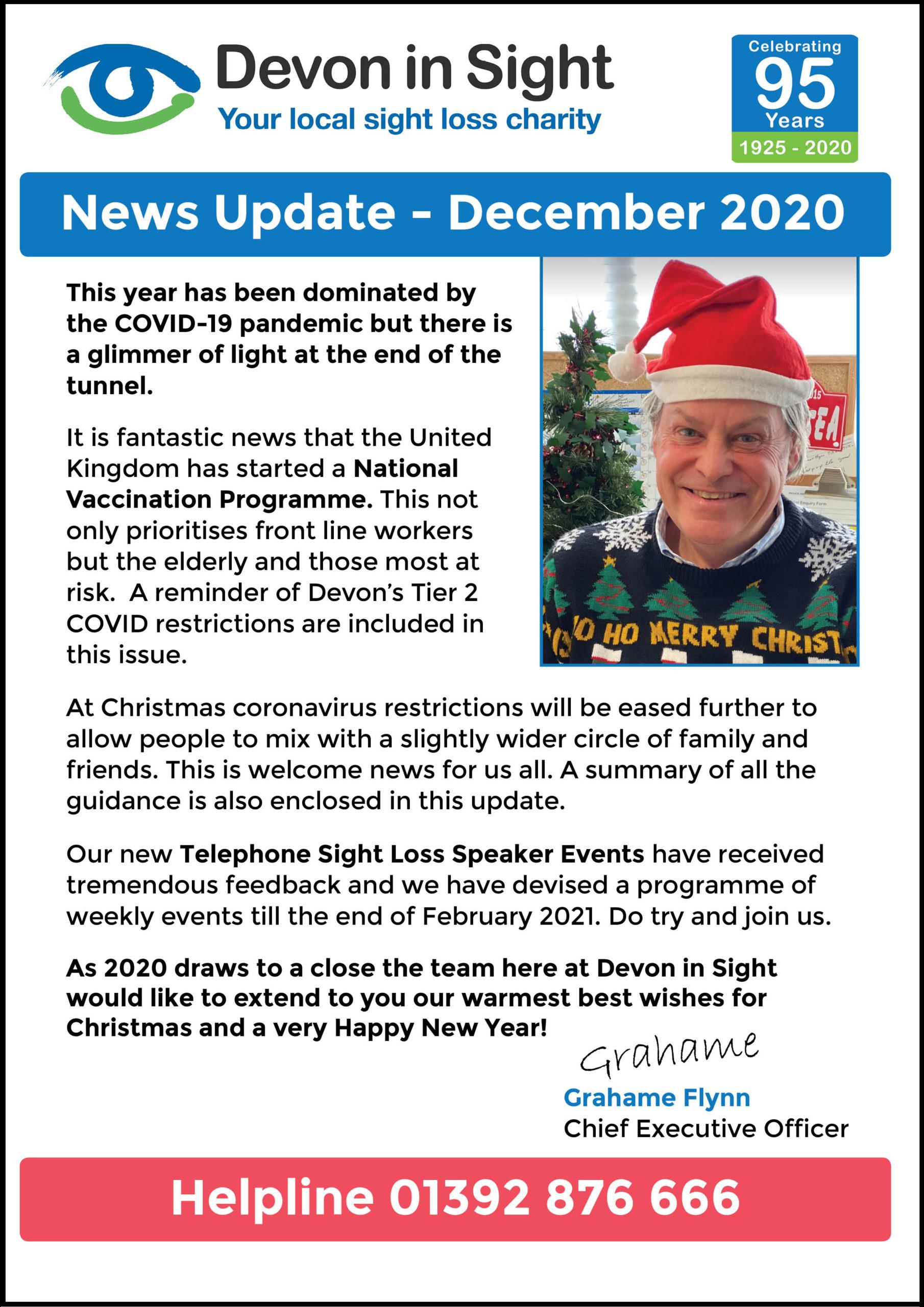 Colour Bulletin December 2020 Cover