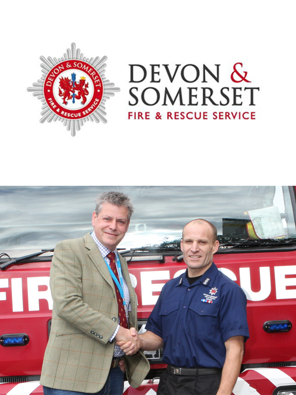 Devon and Somerset Fire Brigade